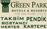 GreenPark Hotel Merkez ve Şubeleri